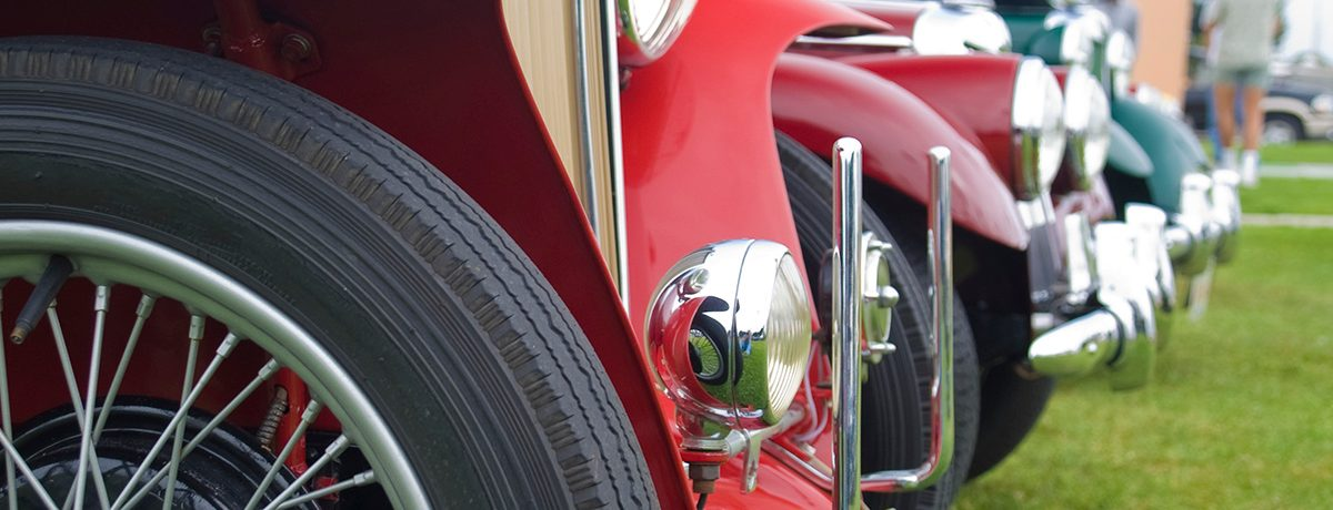 Motor Trade Insurance for Classic Car Collector & Restoration