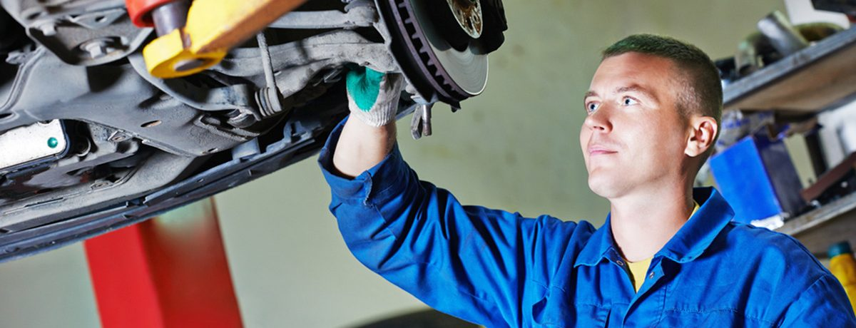 Motor Trade Insurance for Mechanic or Service