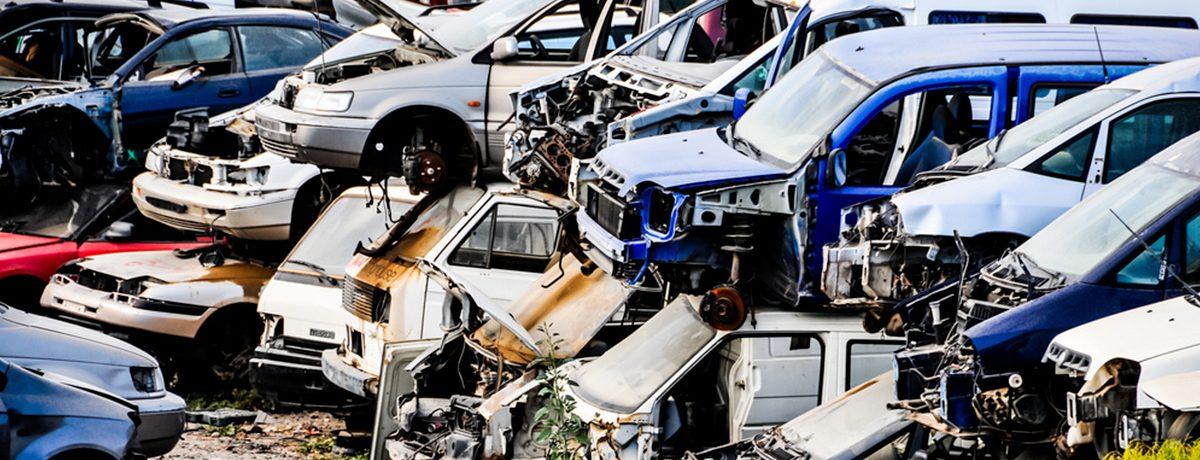 Motor Trade Insurance for Scrap Dealers